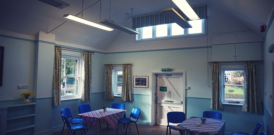 Buckland Reading Room