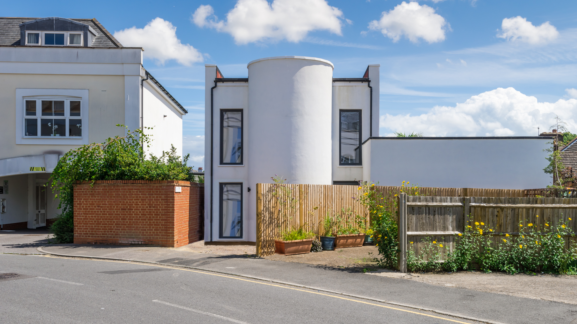The First Passivhaus in Reigate